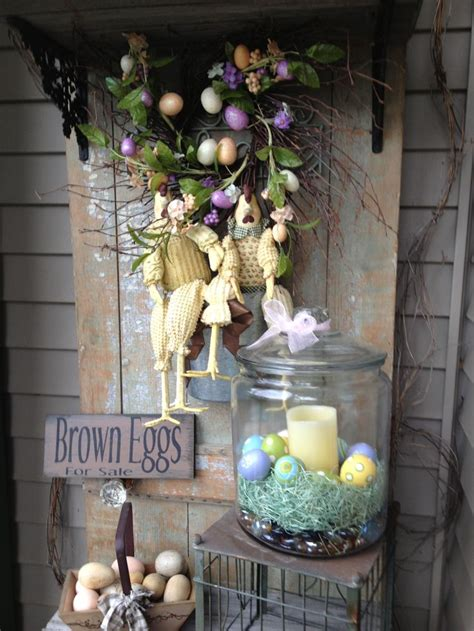 pinterest spring home decor easter decorations antique decorating pinterest easter