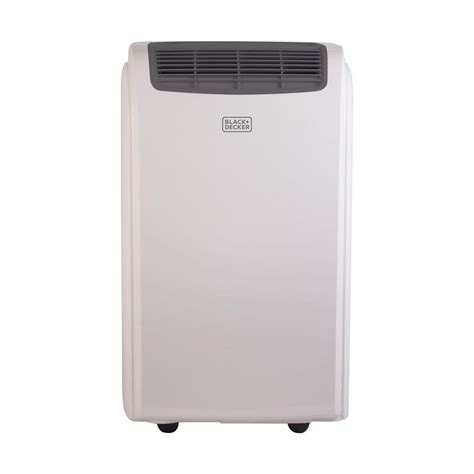 black and decker portable air conditioner and heater black decker 14 000 btu portable air conditioner with