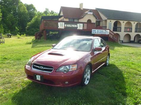 2005 subaru legacy 2 5 gt for sale 2005 subaru legacy awd 2 5 gt limited 4dr turbo sedan in