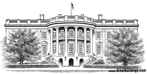how to draw the white house download drawing of the white house