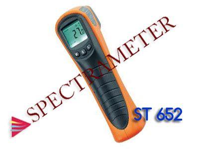 Dijamin Thermometer Tembak Non Contact Infrared Thermometer Biru thermometer inframerah st 652 alat pengukur suhu