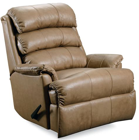 vinyl recliner revive cosie vinyl latte power recliner from lane 11958p