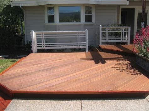 backyard platform deck 10 best platform deck images on pinterest