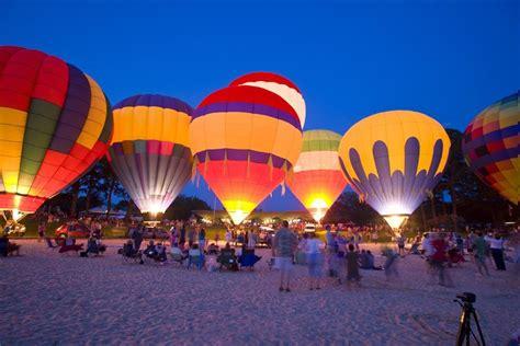 Callaway Gardens Air Balloon richardson housing inc via labor day in