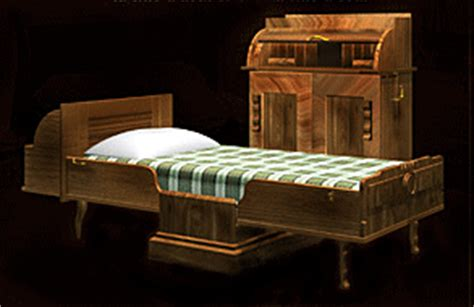 bed in box antiquesq a bed in a box