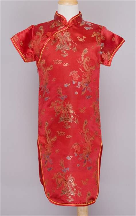 what are new year clothes called mandarin dress apparel