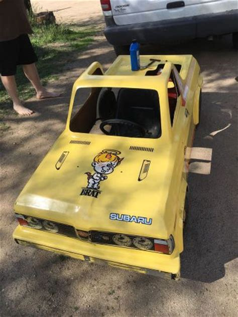 subaru brat go kart find 1978 subaru brat go kart cart motorcycle in