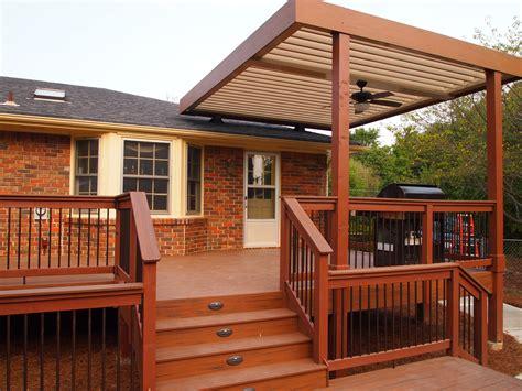 backyard deck covers deck arbor pavilions gazebos adjustable patio covers