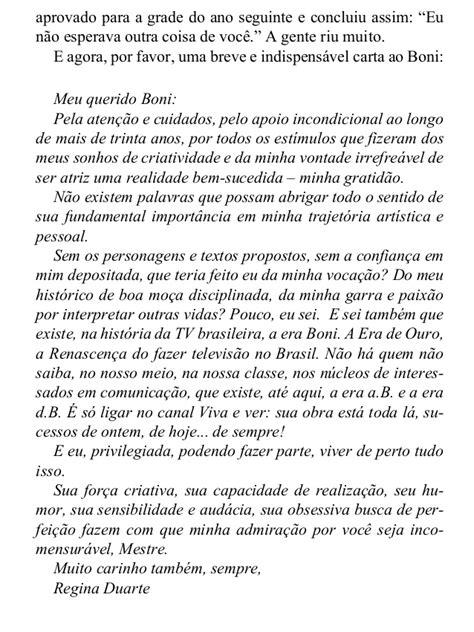 O livro do boni