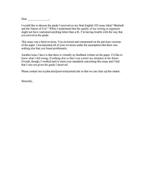 Complaint Letter For Class 10th Grade Complaint Letter