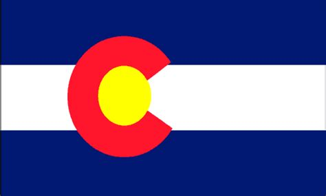 colorado state colors welcome to usa 4 coloardo flag history