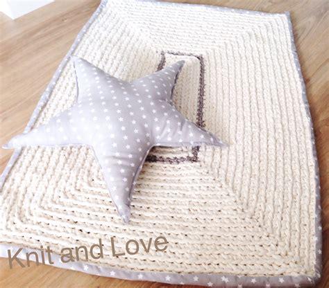 trapillo alfombra rectangular alfombra de trapillo rectangular con ribete de tela