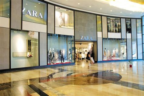 Shopping Abroad Zara by Zara Opens Largest Store In Mumbai To Launch