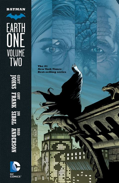 libro batman earth one vol batman earth one 2 volume two issue