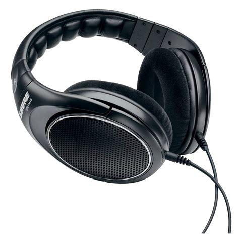 Shure Headphone Srh1440 shure srh1440 professional open back headphones at