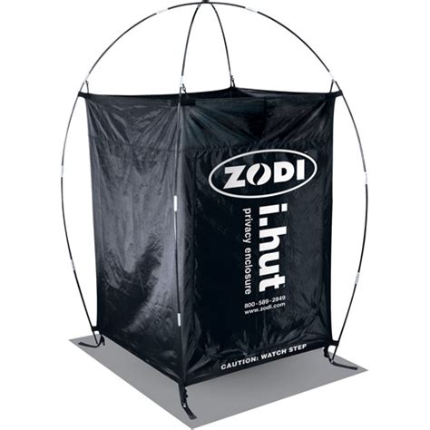 zodi outdoor shower zodi outback gear x large i hut shower enclosure walmart