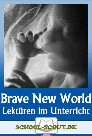 religious themes in brave new world lekt 252 ren im unterricht aldous huxley brave new world