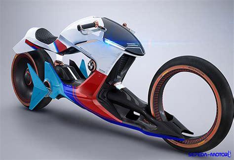 bmw dan mercedes bocorkan sketsa motor masa depan info sepeda motor