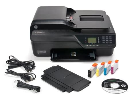 Hp Officejet 4620 E All In One Printer hp inkjet wireless e all in one printer