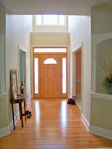 What Does Foyer The Comforts Of Home What Shall I Do With The Foyer