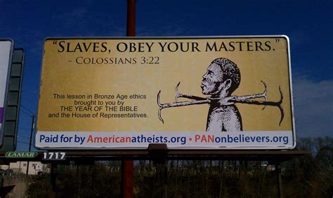 Billboard Meme - talking back to atheist billboards