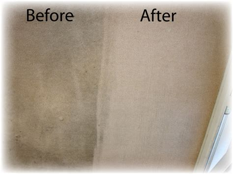 Auto Upholstery Shampooer Before And After Gama Floor Care
