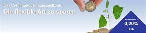deutsche bank tagesgeld zinsen credit europe bank tagesgeld erfahrungen alle