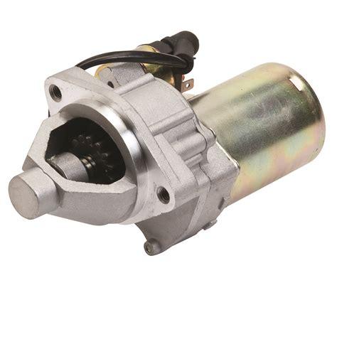 electric motor starters electric starter motor for honda 31210 ze3 013 code