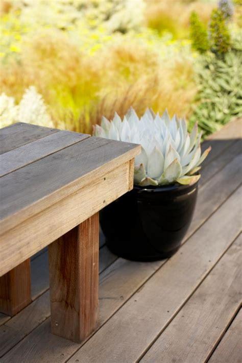 deck benches diy