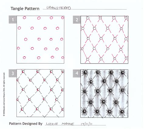 easy zentangle pattern ideas step by step 1000 images about simple zentangles on pinterest