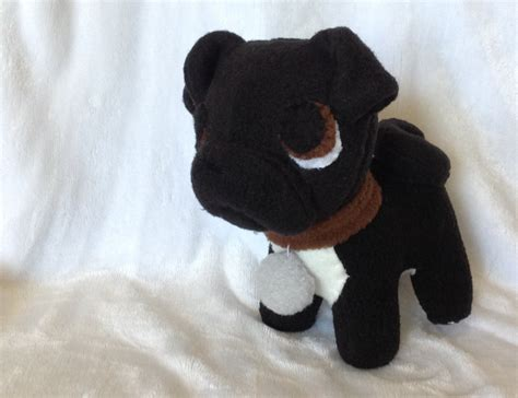 pug plushies pug commission plush by plush lore on deviantart