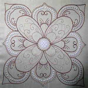 25 best ideas about machine embroidery quilts on