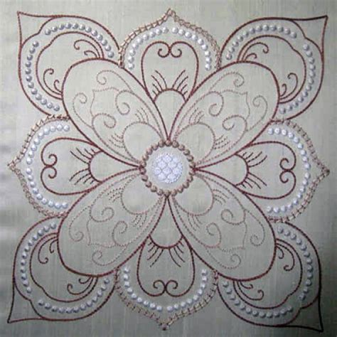 pattern maker machine embroidery 25 best ideas about machine embroidery quilts on