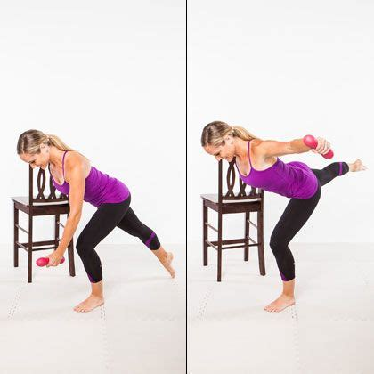 at home barre workout