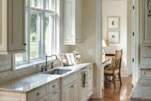 Sherwin Williams Antique White White Dove Cabinets Traditional Kitchen Sherwin
