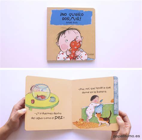libro no 5 libros infantiles para ir a dormir jugando papelisimo
