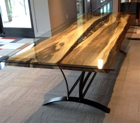 Dining Table With Root Base