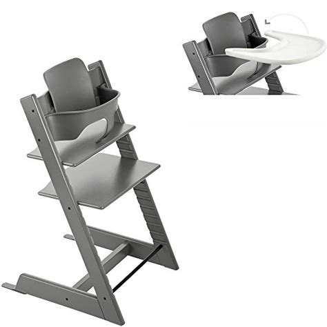 ab wann baby in tripp trapp stokke tripp trapp high chair baby set tray grey