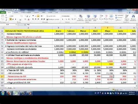 pagos provisionales del isr con casos prcticos 2016 en pdf impuesto al valor agregado iva doovi
