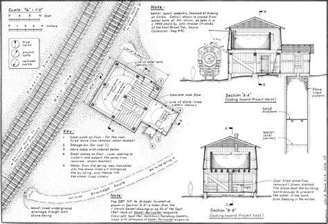 railroad house plans model railroad engine house plans house plans