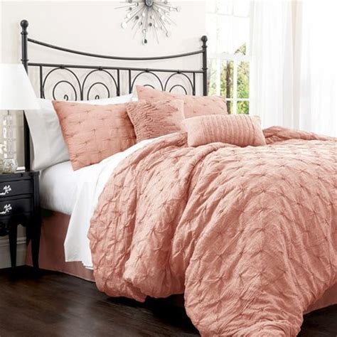 peach bed set bedding sets joss and main