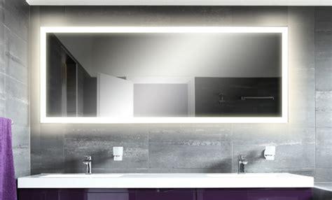 spiegelle led methline gmbh led spiegel m303 l4 wandspiegel