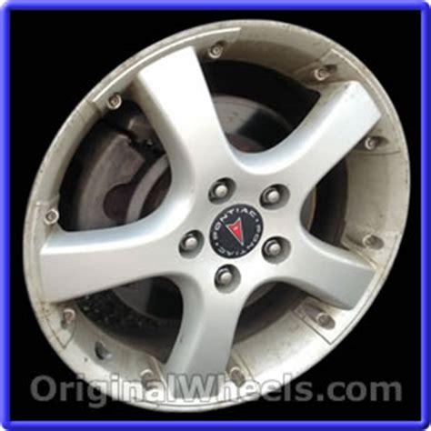 Pontiac Aztek Tire Size by 2004 Pontiac Aztek Rims 2004 Pontiac Aztek Wheels At