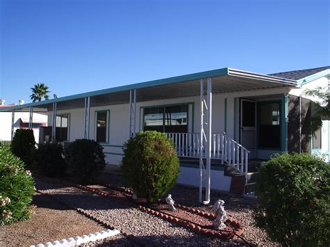 mobile home carports awnings mobile homes