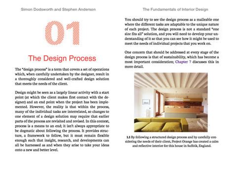 fundamentals of interior design the fundamentals of interior design by simon dodsworth