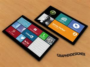 social media business card social media business cards sles and design ideas startupguys net