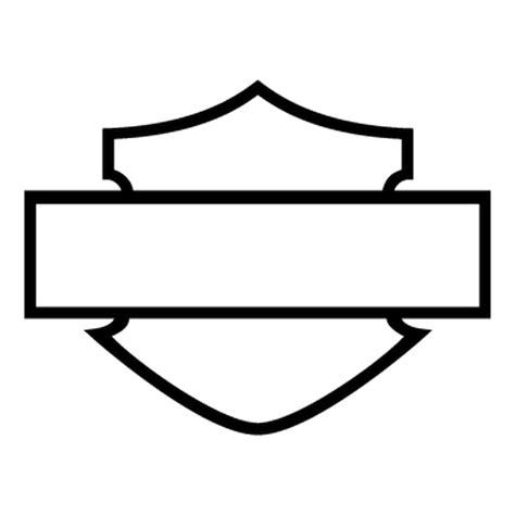 Blank Harley Davidson Logo by Sticker Harley Davidson Logo Silhouette 2 232 Me Mod 232 Le