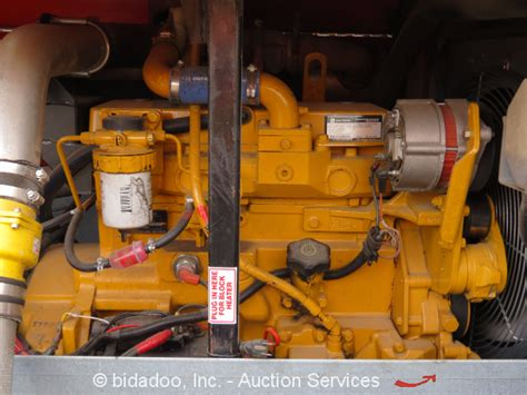 2010 sullivan palatek d210phjd towable air compressor 210 cfm deere bidadoo