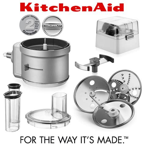 5KSM2FPA KitchenAid Food Processor Attachment Original
