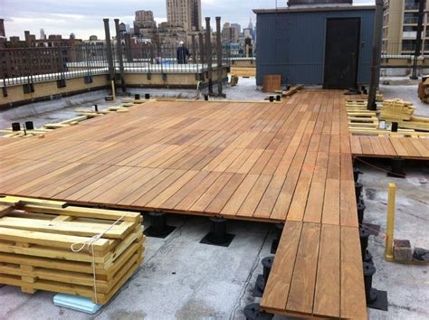 top deck systems rooftop terrace decks all decked out